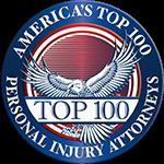 America's Top 100 Abogados de lesiones personales